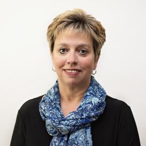 Real Estate Agent Amy Dellinger of Brownstone Real Estate Co. and the Dellinger Real Estate Group